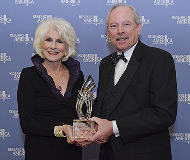 Diane Rehm and Alan Leshner, PhD